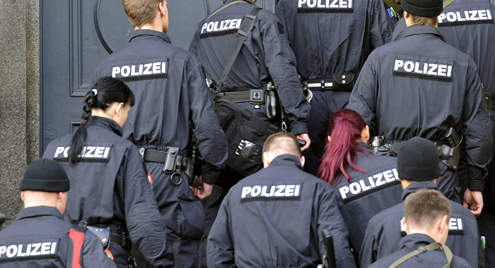 German police (File)