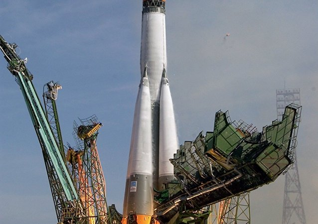 Russian Soyuz-U carrier rocket. (File)