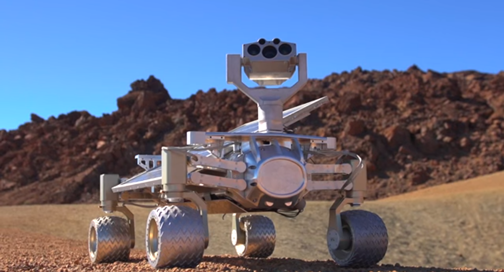 PT Scientists Rover