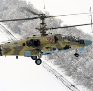 Get to the Choppa!!! Russia's New Squadron of Lethal Ka-52 Alligator Gunships