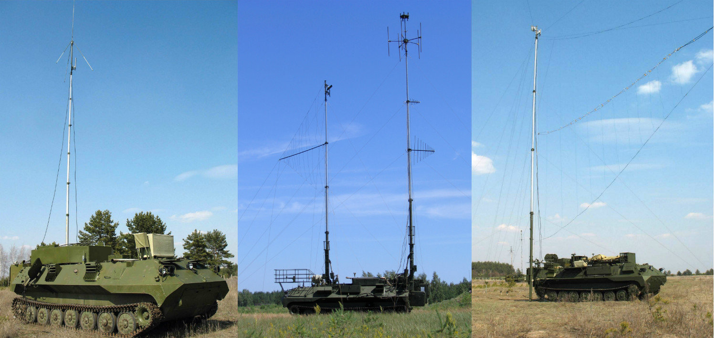 Borisoglebsk-2 electronic warfare system