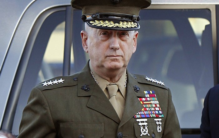 US Troops to Remain in Syria After IS Defeated to Train Locals - Mattis