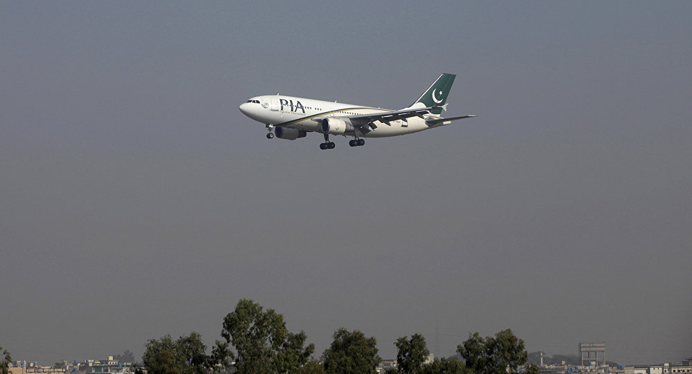 A Pakistan International Airlines (PIA) passenger plane arrives at the Benazir International airport in Islamabad, Pakistan. (File)