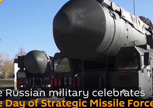 Russia Celebrates Strategic Missile Forces Day