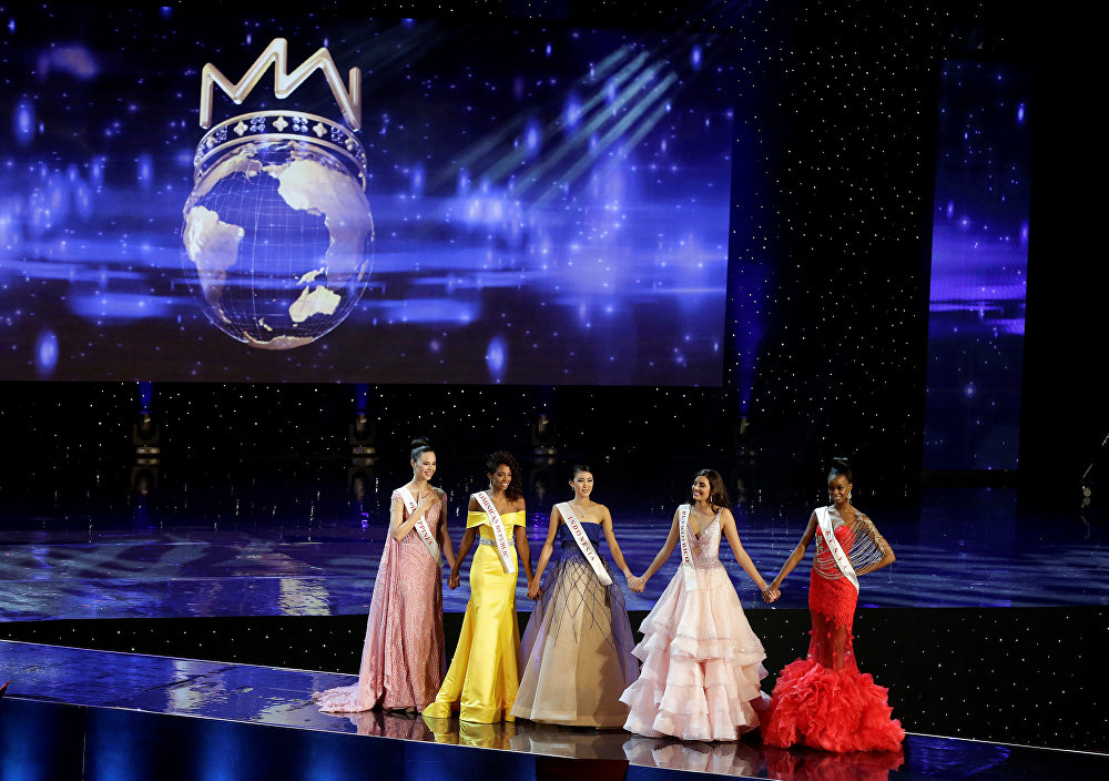 Miss World 2016 in Pictures: Puerto Rico's Beauty Takes the Crown