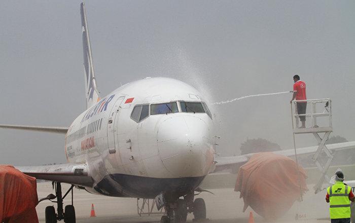 Norwegian Airplane Washing Method To Modernize Aerospace