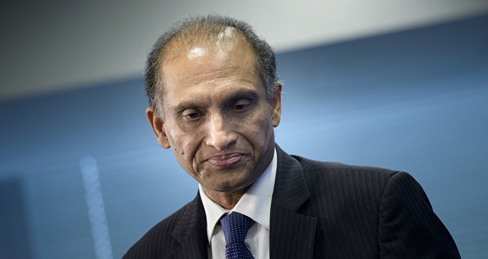 Pakistani Foreign Secretary Aizaz Ahmad Chaudhry (File)