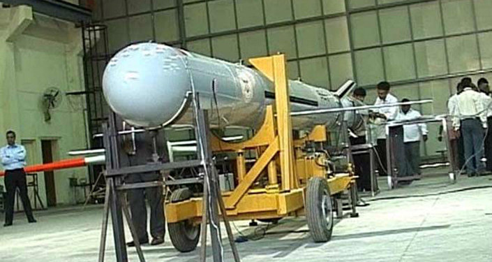 Cruise missile Nirbhay