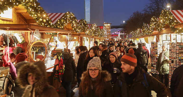 Berlin Christmas Market Reopens After Deadly Truck Attack