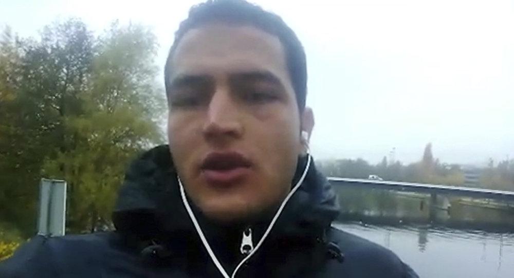 Anis Amri, a Tunisian suspect in the Berlin truck attack