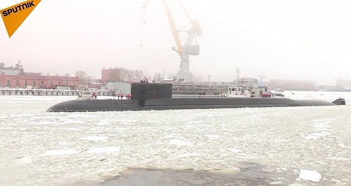 Submarine BS-64 Is Back to Service