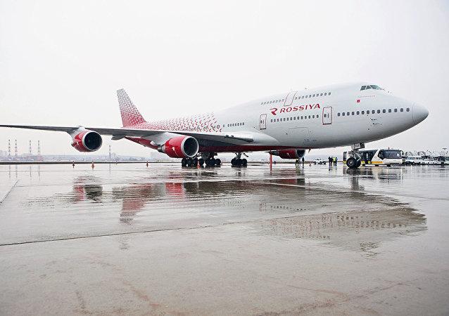 Rossiya Airlines aircraft