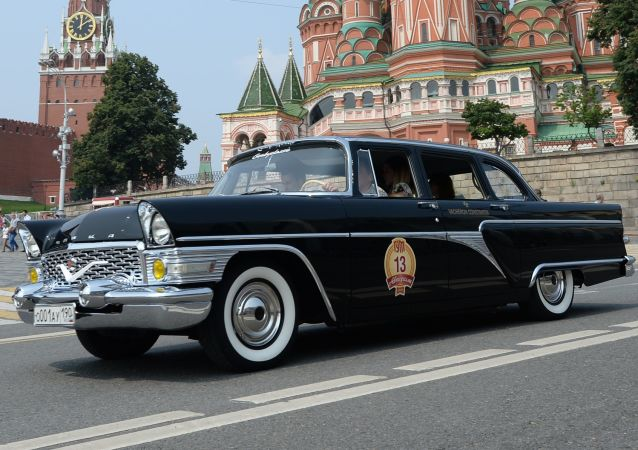 Russia's Largest Car Manufacturer Celebrates 85 Years of Service