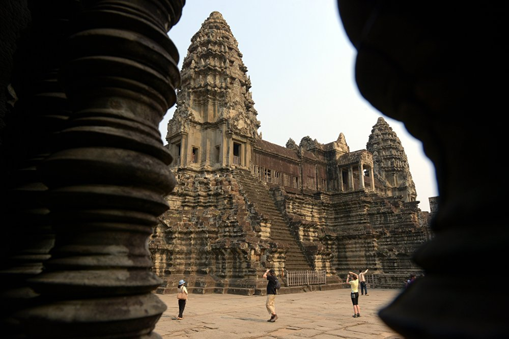 The Jewel of Cambodia: Wonders and Mysteries of Angkor