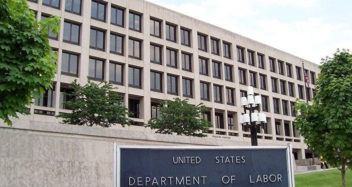 U.S. Department of Labor headquarters in Washington, D.C.