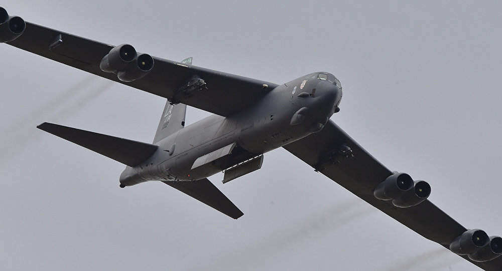 US Bombers Conduct Simulated Raid on 'a Russian Thorn in NATO's Flank', American Media Says