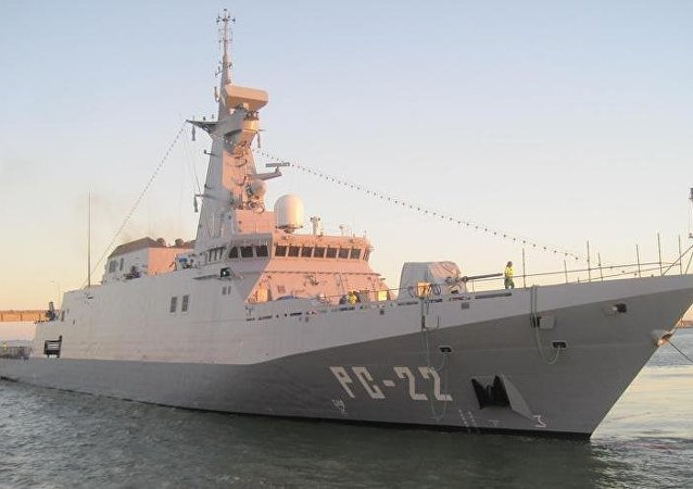 Avante 2200 Guaiquerí-class patrol boat