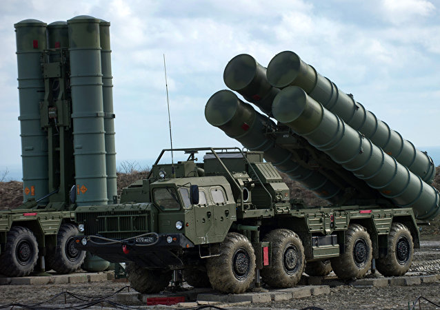Russia's S-400 air defense system. File photo