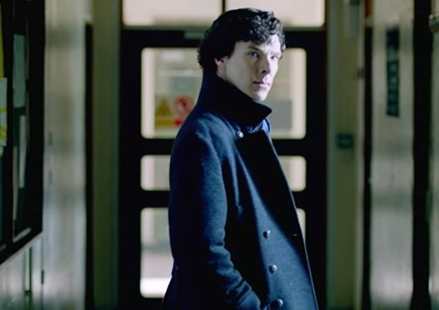 Sherlock: Series 3 Launch Trailer