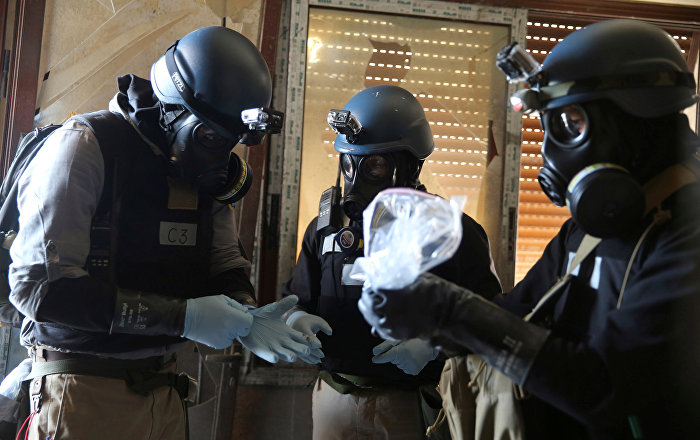 chemical weapons as the most dangerous threat facing soldiers Weapons of mass destruction we will not permit the world's most dangerous (npt), the chemical weapons convention.
