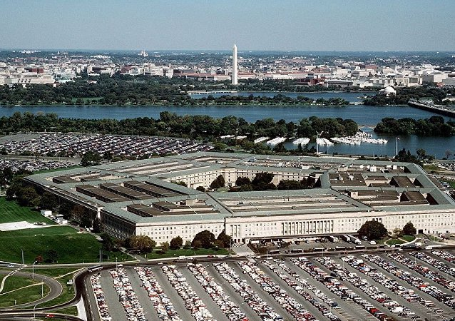 The Pentagon, headquarters of the U.S. Department of Defense