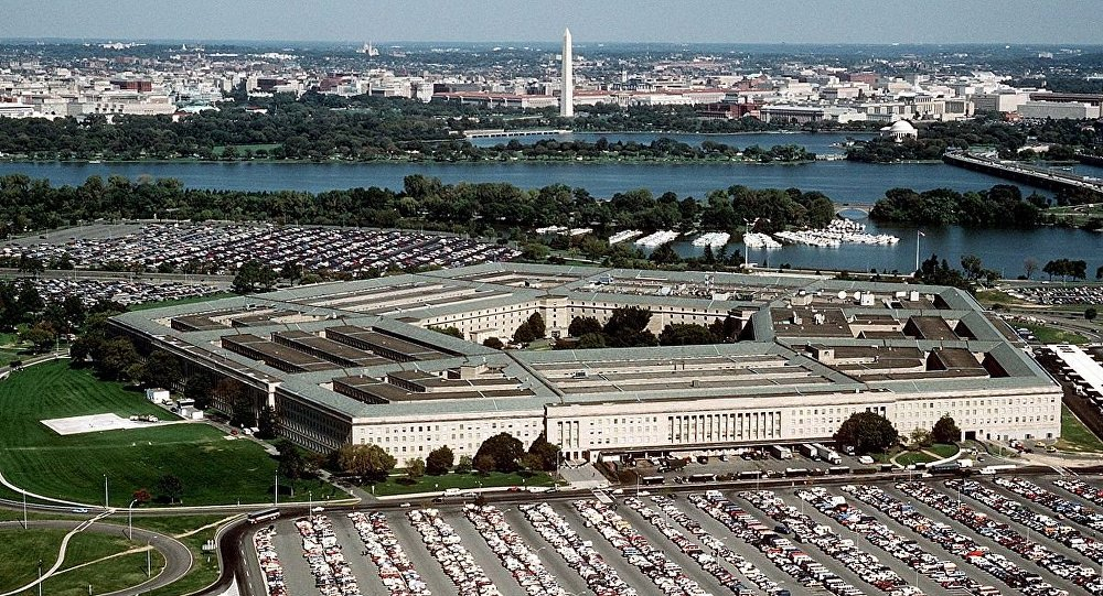 The Pentagon, headquarters of the US Department of Defense
