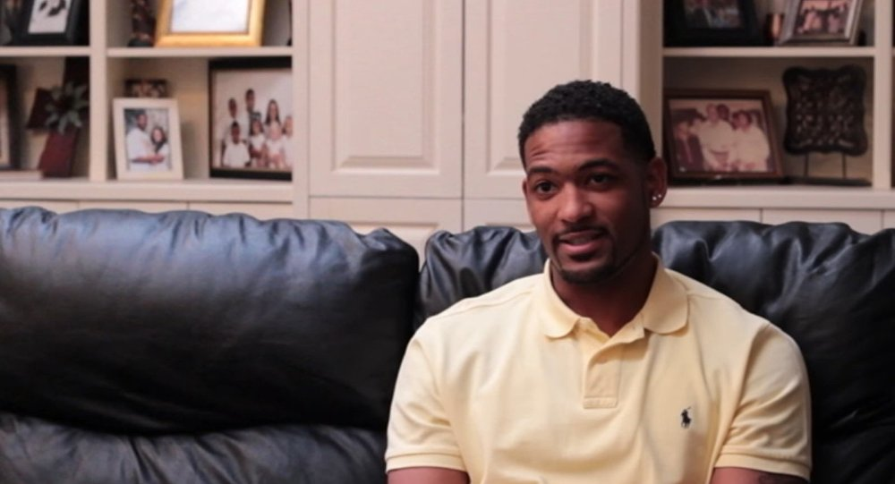 Actor Jay Bowdy in a 2015 interview posted on his personal Youtube channel.