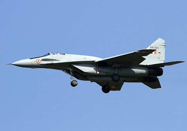 Indian Air Force MiG-29