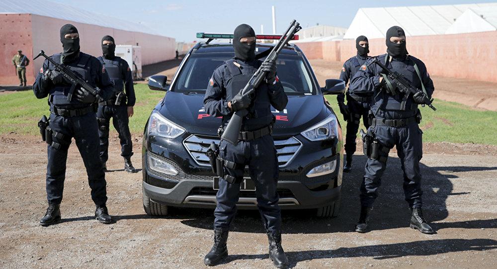 Moroccan Special Forces/Forces spéciales marocaines  :Videos et Photos : BCIJ, Gendarmerie Royale ,  - Page 9 1050083158