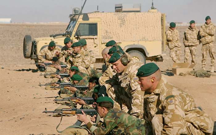 UK Troops in Afghanistan May Double to 'Send Message to Allies' - Reports