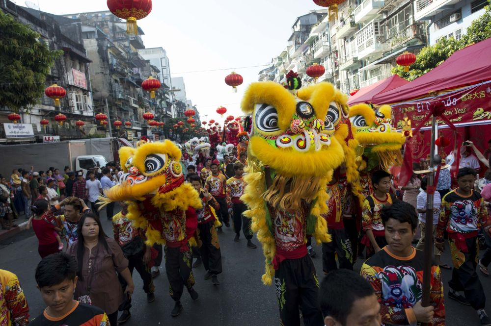 Enter the Rooster: Chinese New Year 2017 Celebrations