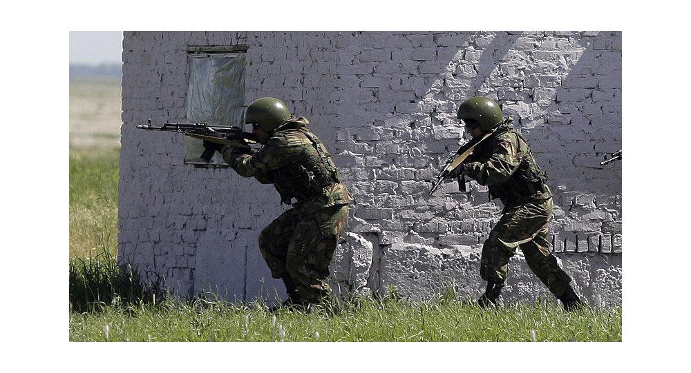 Militant shot dead in Chechnya