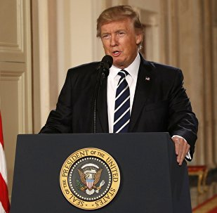 U.S. President Donald Trump announces his nomination of Neil Gorsuch to be an associate justice of the U.S. Supreme Court at the White House in Washington, D.C., U.S., January 31, 2017.