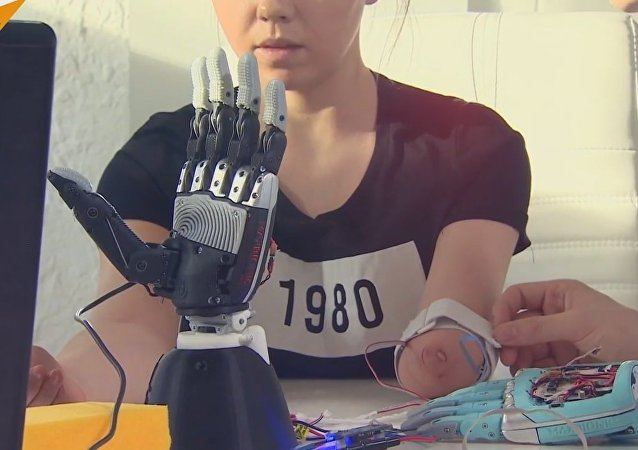 Bionic Arms Produced In Russia
