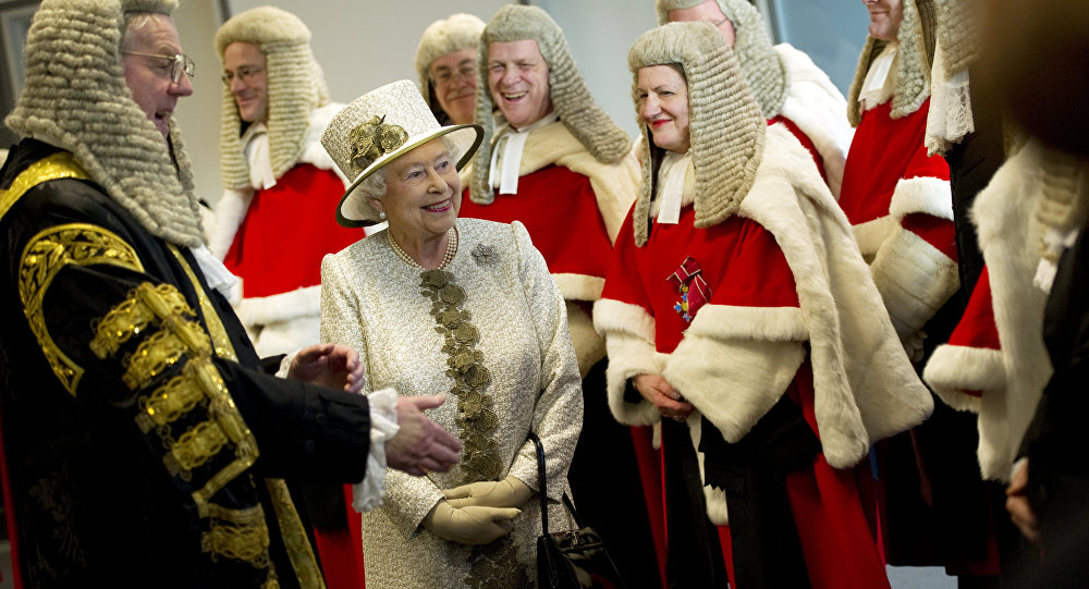 Off With the Wigs! World Weary Oddities of Parliaments