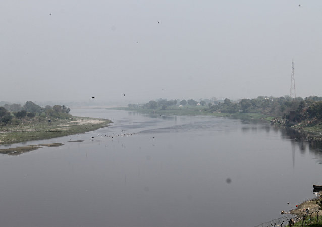 The River Yamuna