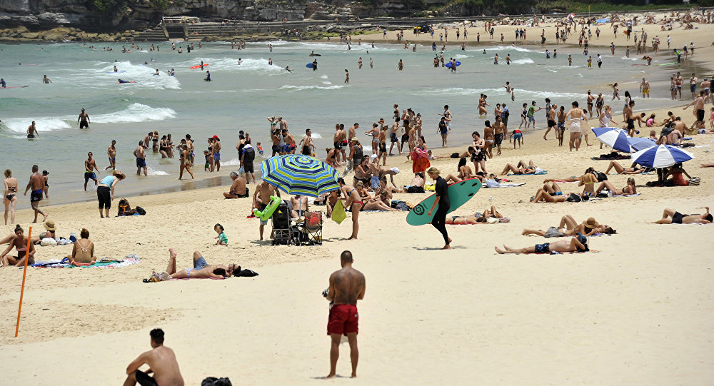 South Australia 'Like Hell' Due to Record Hot Weather (PHOTOS)