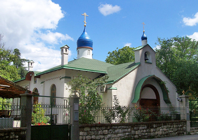 Russian Orthodox Church in Belgrade