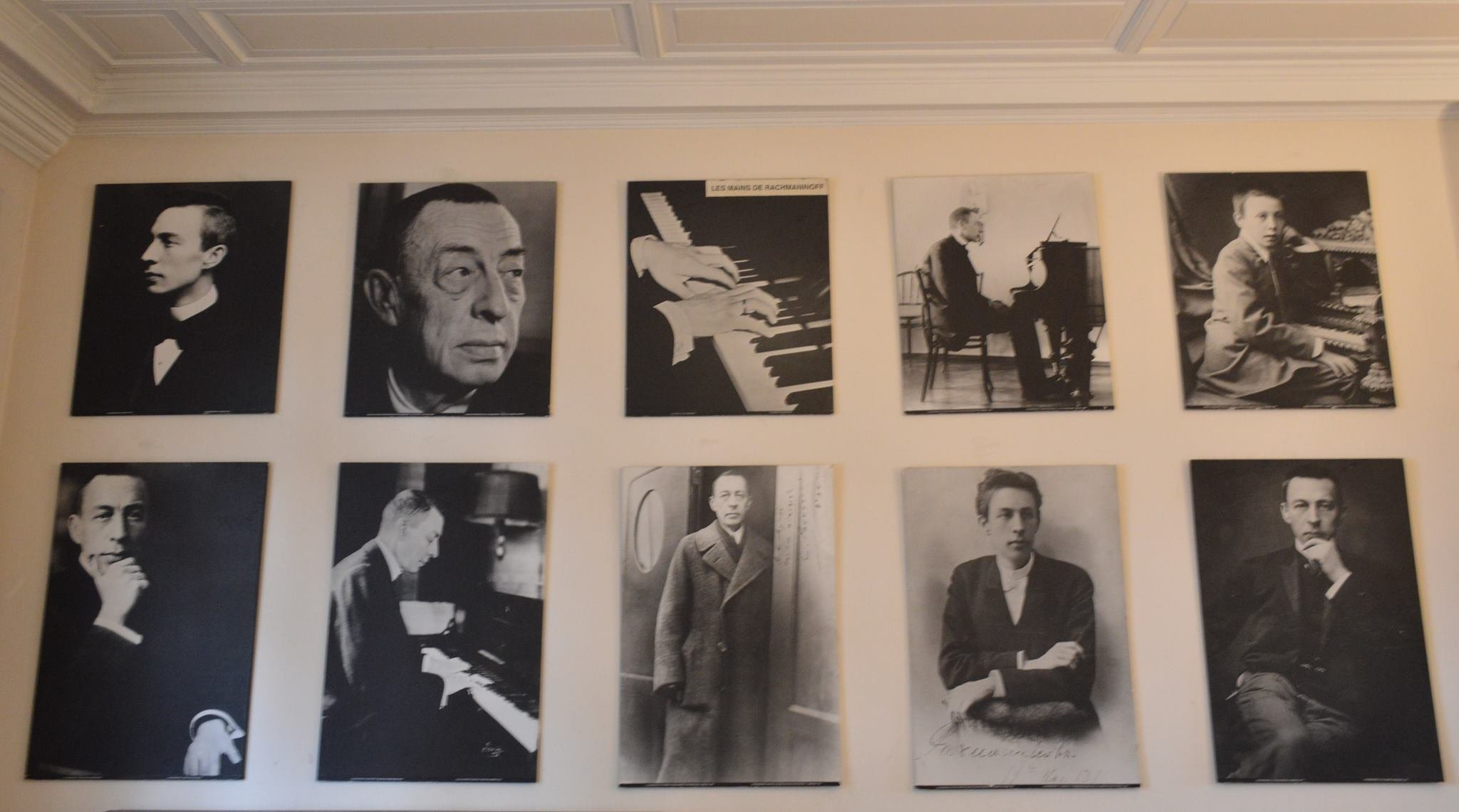 Russian  Conservatory in France was set up by a group of musicians and composers who fled Russia back in 1917. All of them were from the St, Petersburg Conservatory (Conservatoire de musique de Saint Petersbourg.)