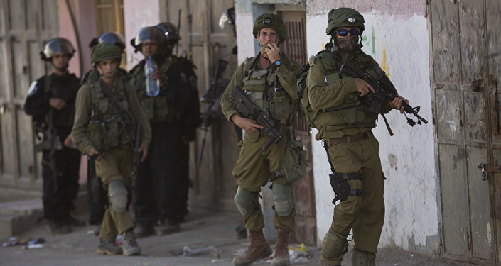 Israeli security forces (File)
