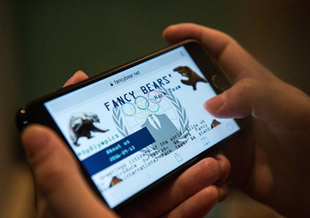 The Fancy Bears website