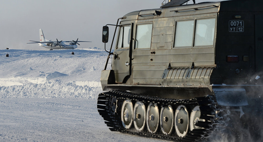 Russian Military Equipment Testing Launches in Arctic - Defense Ministry