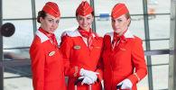 The Gorgeous Stewardesses of Russia's Aeroflot