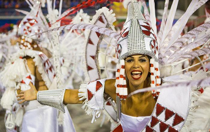 Everybody Dance Now! Rio de Janeiro's 2017 Carnival