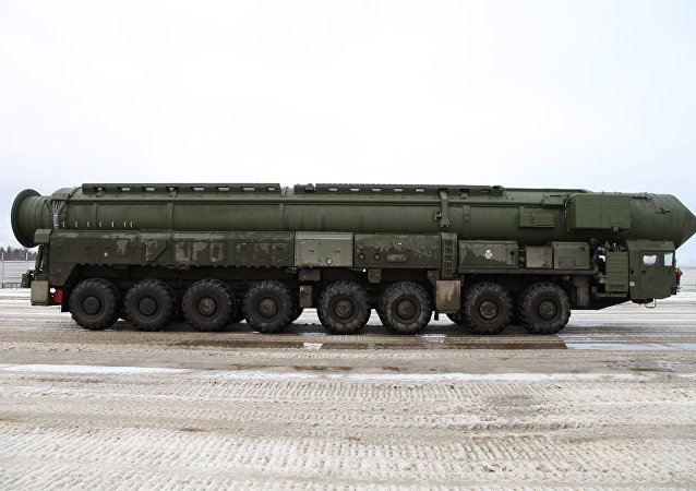 Topol-M Missile System