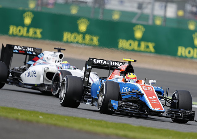 British Formula One Grand Prix (File)