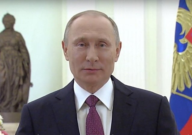 Putin Congratulates Russian Women On International Women's Day