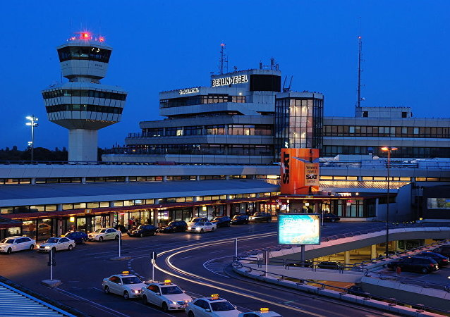 Berlin Tegel Airport