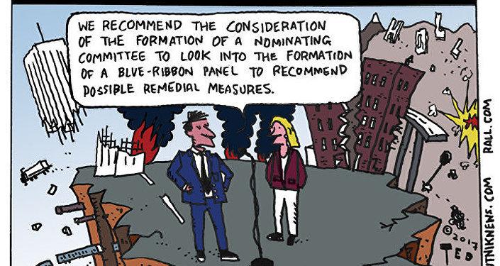California Earthquake Cartoon