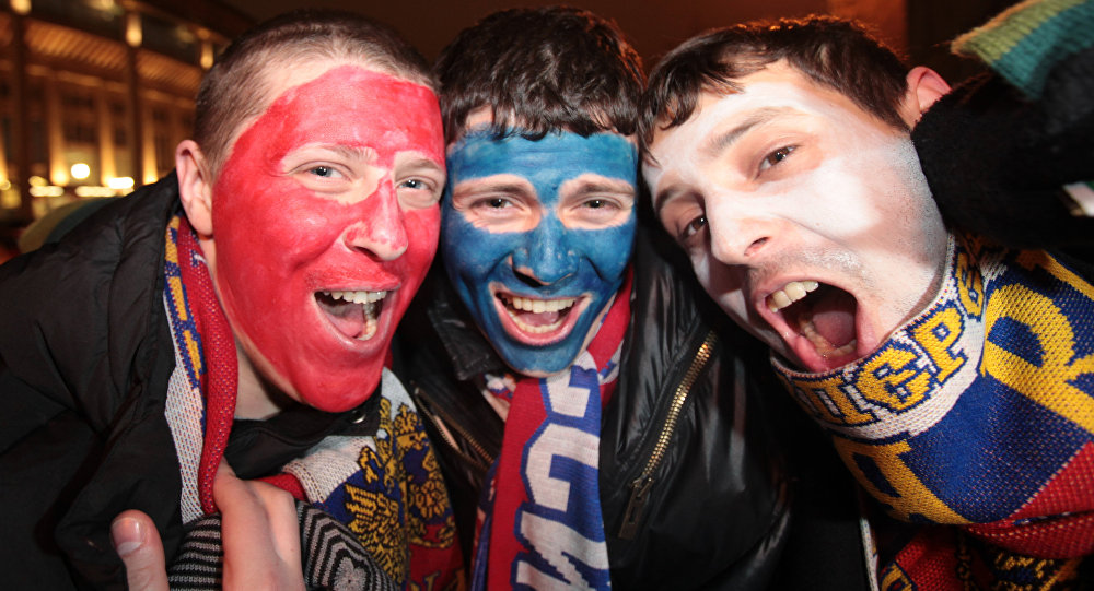 Russian fans to attend Russia vs. Slovenia 2010 World Cup qualifier play-off